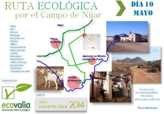 ruta ecologica