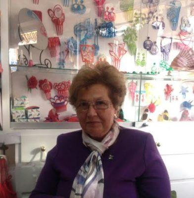 Carmela Expósito, abuela de Lucía y alma de Sorroche