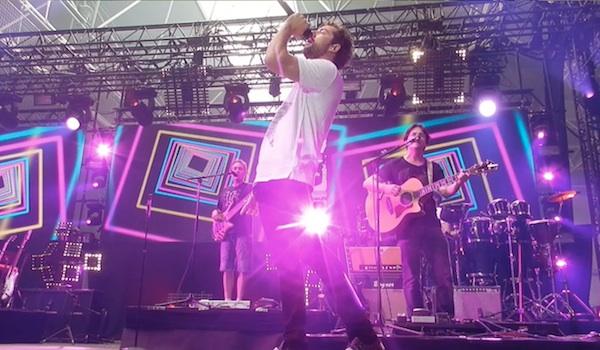 David Bisbal arranca su gira 'Hijos del Mar' este viernes en el Ferial de Almería