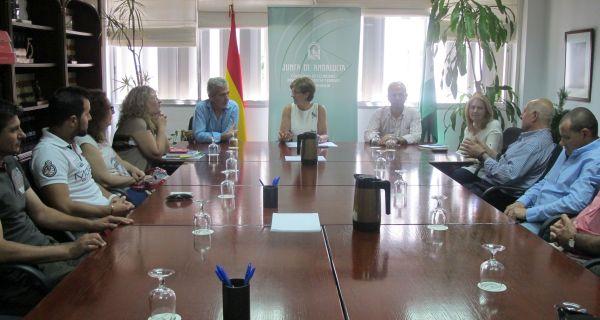 Reunión Empleo / CASI