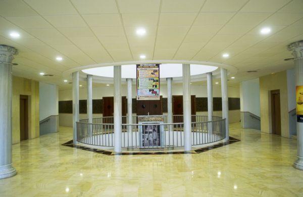 Escuela de Música, Danza y Teatro de El Parador