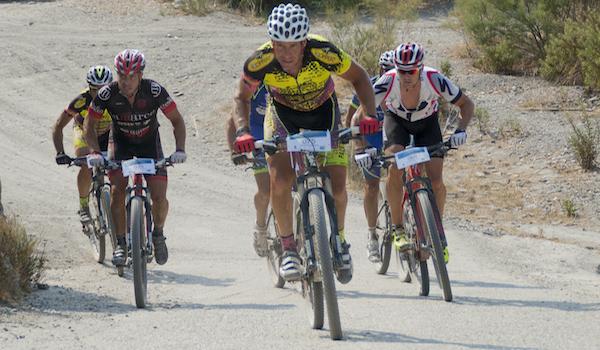 Ciclismo de montaña en Almería