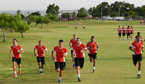 UD Almería Liga BBVA Teerasil
