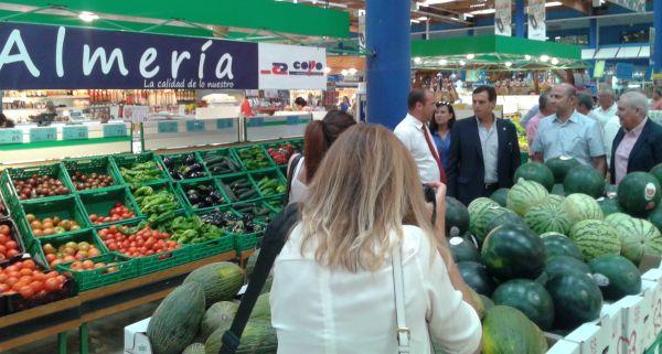 Promoción de productos de Almería en COPO