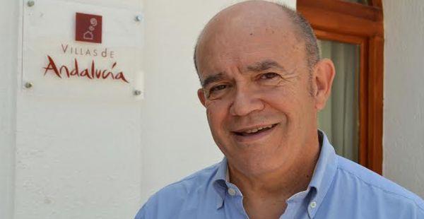 José A. Guerrero, vicerrector de Estudiantes y Extensión Universitaria de la UAL
