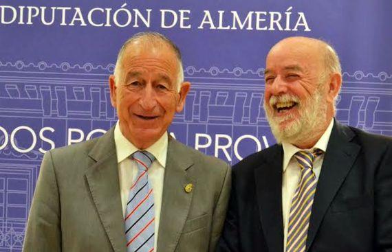 Pedro Molina y Gabriel Amat