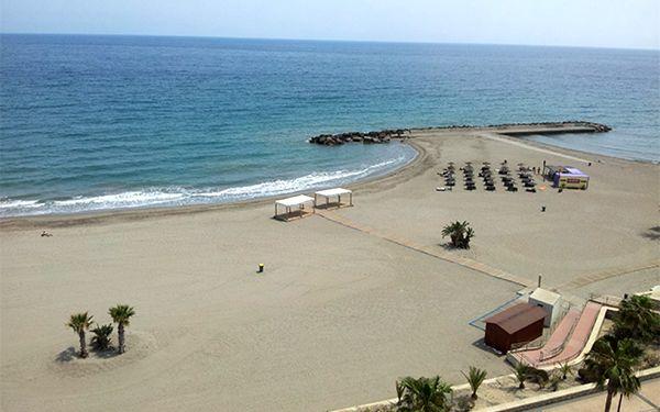 Playa Ventanicas, en Mojácar, la segunda  más accesible de Almería, según los fans