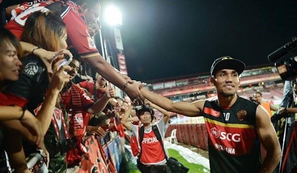 UD Almería Liga BBVA Tailandia