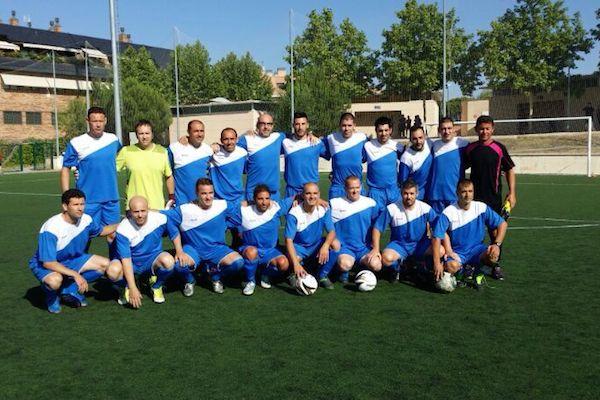 Torneo Internacional Las Rozas Fútbol Veterano