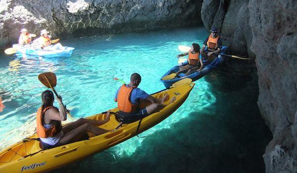 Parque Natural Verano mar