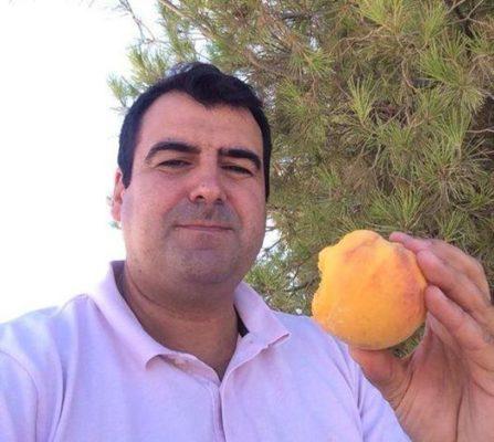 selfie de andrés gongora