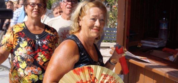 Abanicos Feria de Almería