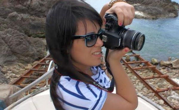 Azahara Moreno y su pasión, la fotografía