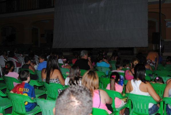 Circuito Provincial de Cine de Verano