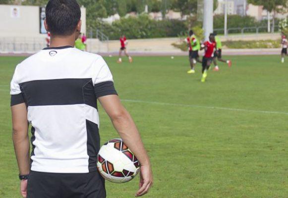 La UD Almería avanza en busca del comienzo de la Liga BBVA