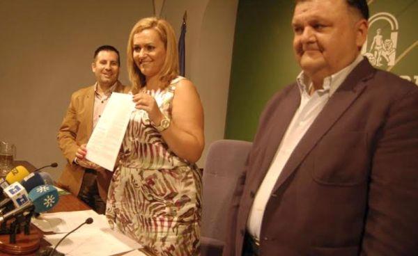 Maria Jesus Serrano, consejera medio ambiente