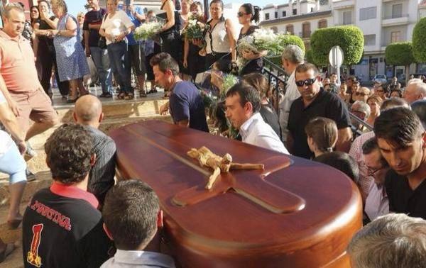 funeral Berja