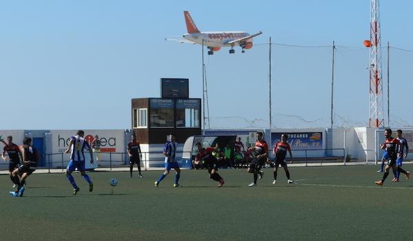 Fútbol Tercera División grupo IX Andalucía