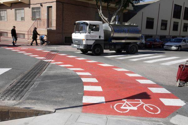 Carril bici Almería