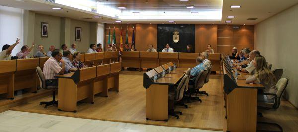 Reunión del Consejo Local de Mayores