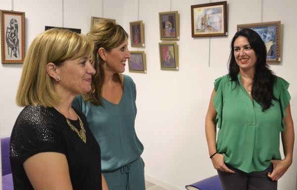 Exposición 'Ellas'