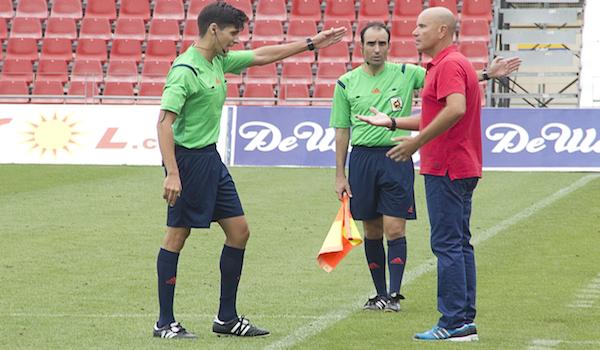 Segunda División B ante El Palo