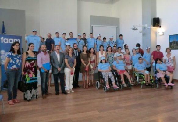 FAAM inicia el campamento para 20 jóvenes con discapacidad