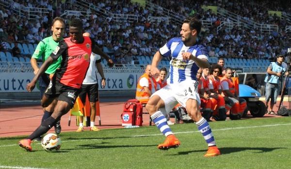 UD Almería Real Sociedad Liga BBVA