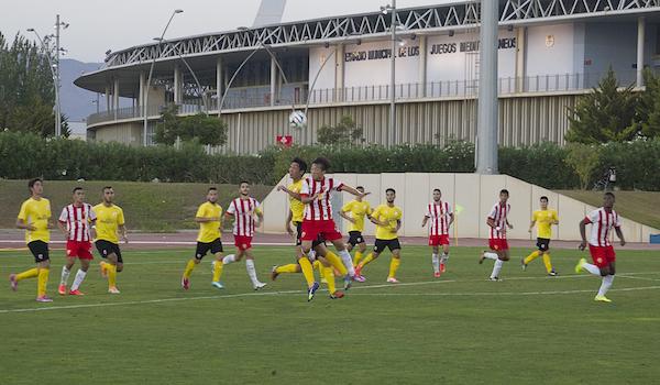 Segunda División B Almería B