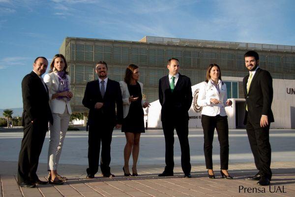 Miembros de la ebt Universitas legis