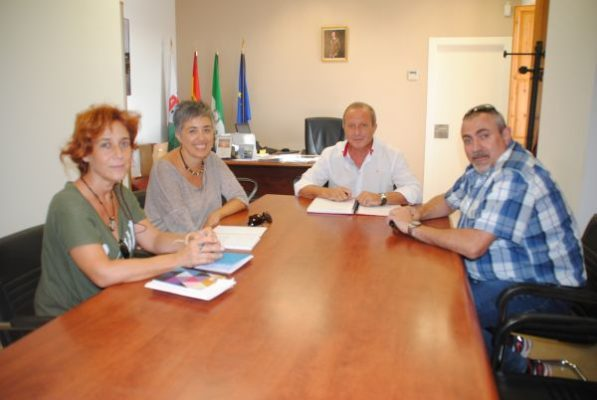 Reunión Huércal Almería- Candil Radio