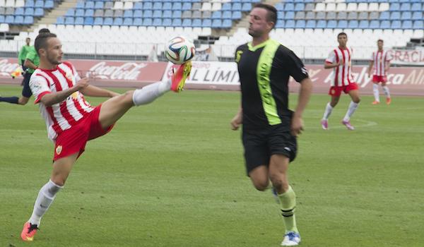 El Benito Villamarín no impresiona a la UD Almería B, firme para doblegar al Betis B