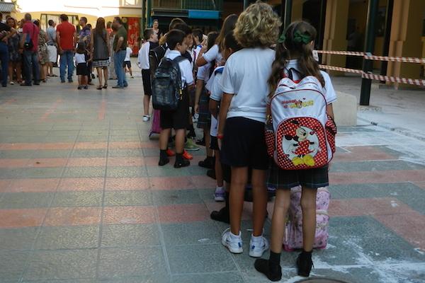 Curso escolar Andalucía