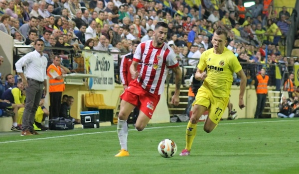 UD Almería Villarreal CF Liga BBVA