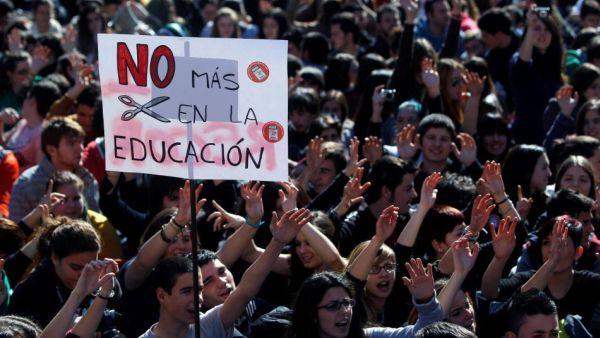 Estudiantes contra la lomce