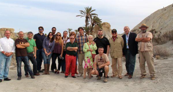 Foto grupo visita Desierto