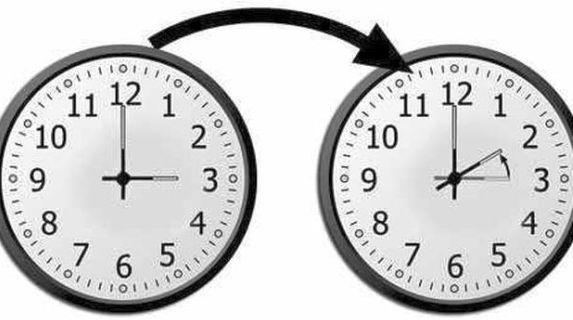 Horario de otoño: los relojes atrasarán una hora a las tres de la madrugada del domingo