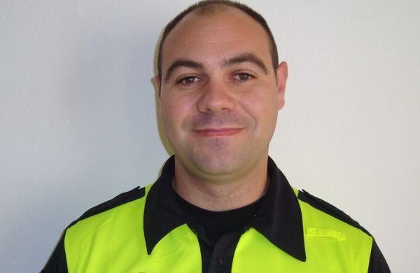 Ricardo Alemán policia local roquetas