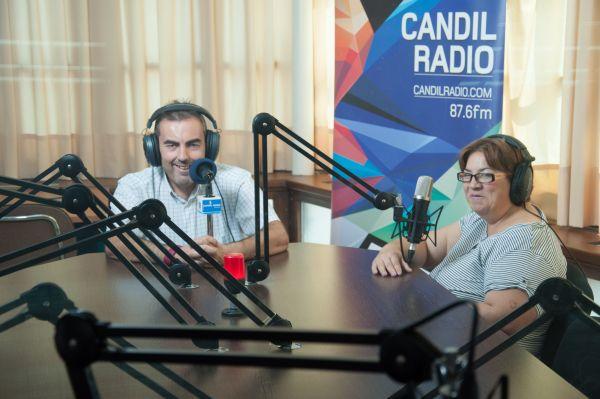 Candil Radio, colaboradora en la realización del calendario