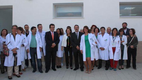 Centro salud san isidro