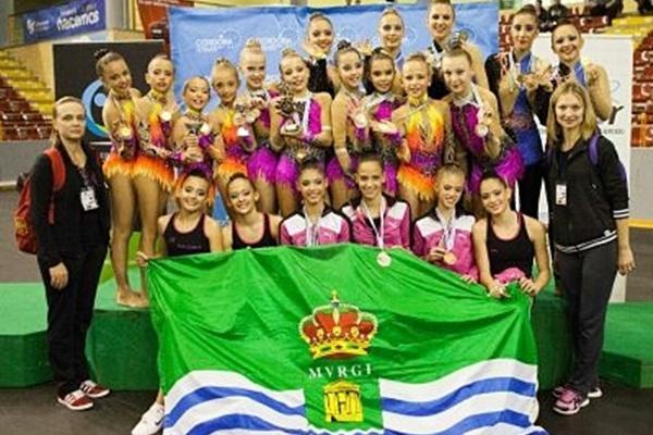 Campeonas autonómicas desde Almería en Córdoba