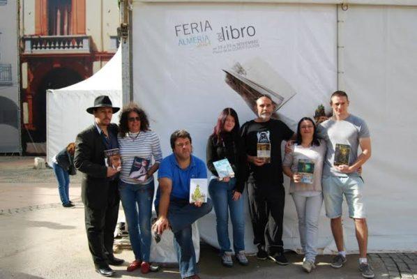 Autores almerienses. Foto: Óscar Fábrega