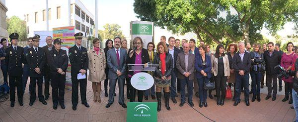 Acto celebrado en la sede del IAM en Almería