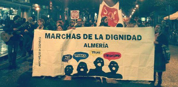 Marcha de la dignidad almeria (JuanD)
