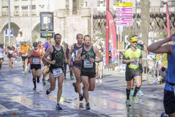 Media Maratón de Almería, última edición