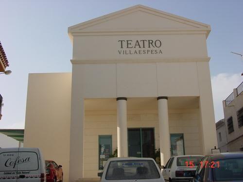 Teatro Villaespesa Sorbas