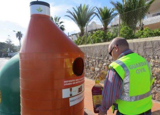aceite reciclado