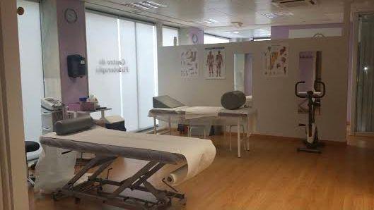 Instalaciones de Physiomar en Balerma