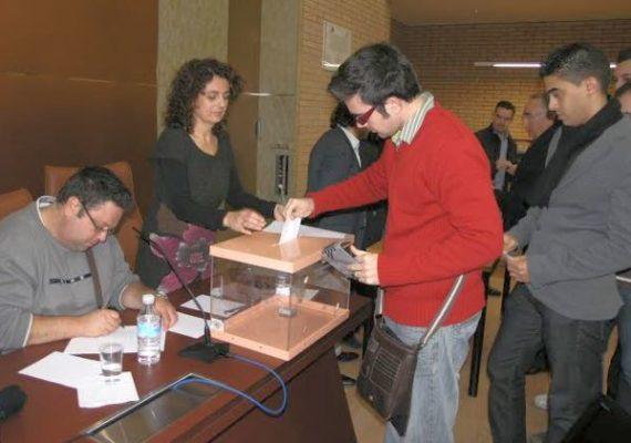 votación UAL