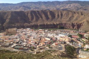Town of Taverns, Almeria
